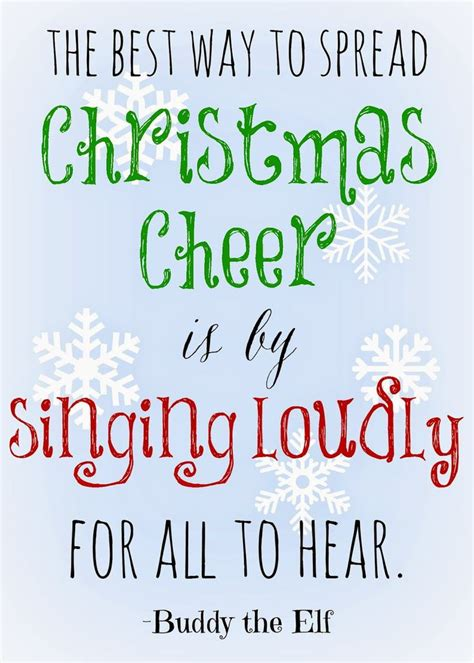 printable elf quotes 25 unique quotes from elf ideas on pinterest christmas