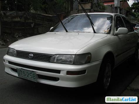manual cars for sale 2008 toyota corolla navigation system toyota corolla manual 1997 for sale manilacarlist com 404315