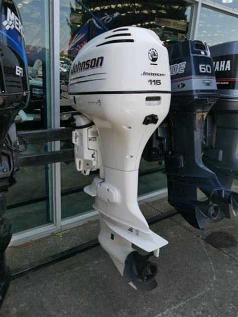 johnson boat motors prices johnson 115 2006 for sale boats for sale on boat deck