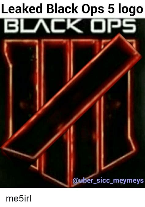5 11 Black Ops leaked black ops 5 logo black ops er sicc meymeys black