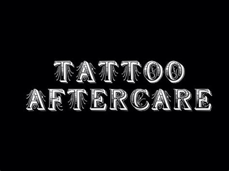 Tattoo Aftercare Wiki | kimberly wall tattoo amino