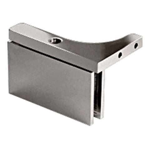 Shower Door Pivot Bracket Crl Brushed Nickel New York Glass To Wall W L Bracket Mount Shower Door Pivot Hinge