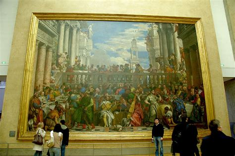 Wedding At Cana Notes by Louvre The Wedding At Cana Veronese Flickr Photo