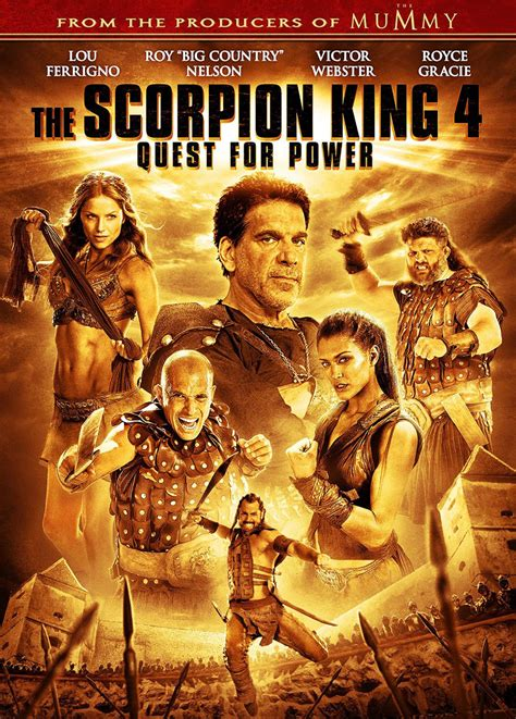 The Scorpion King 4: Quest for Power   Rickipedia: The Mummy Wiki   FANDOM powered by Wikia