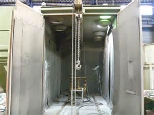 cabine de sablage industrielle machines d occasion exapro