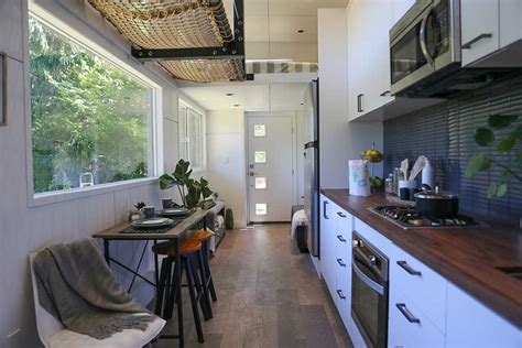 tiny home with a big kitchen tiny house big kitchen tiny heirloom