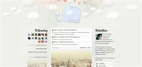 themes for tumblr with ask box custom tumblr themes