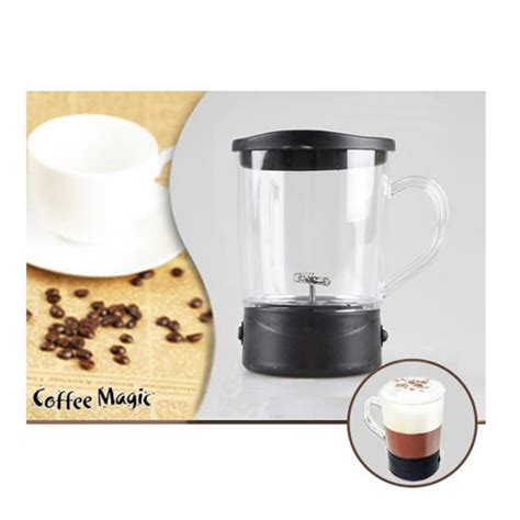 Coffee Magic coffee magic frothing cup in pakistan hitshop