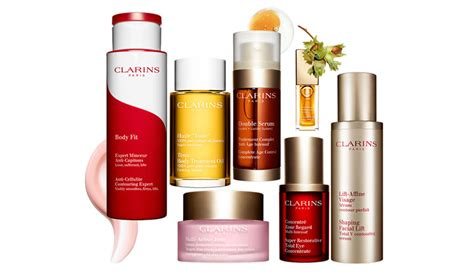 Beauty Products Sweepstakes - win 1000 in clarins beauty products us only