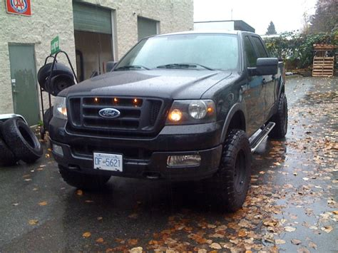 2008 ford f150 lights grill lights ford f150 forum community of ford
