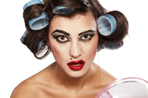 Hair Curlers Fail by 7 Mistakes You Might Be Thought Catalog