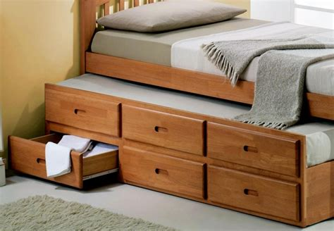 Bed In Drawer by Joseph Guest Bed With 3 Storage Drawers At Absolutebeds Co Uk