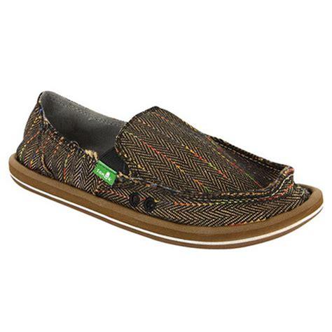 sanuk shoes sanuk donna slip on shoes