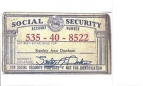 blank social security card template social security card