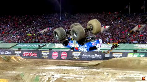 Truck Front Flip by Truck Lands Front Flip Proves Anything