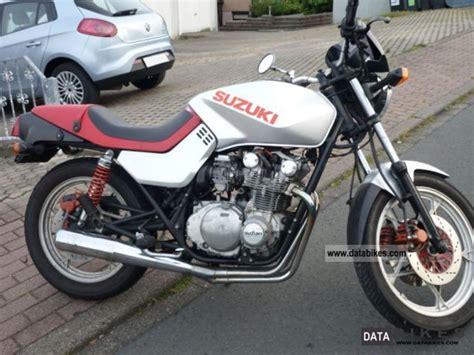 1986 Suzuki Gs550 1986 Suzuki Gs 550 L Moto Zombdrive