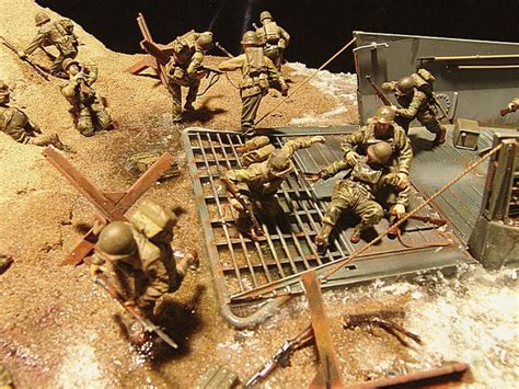 d day figures dioramas and vignettes normandy d day photo 6