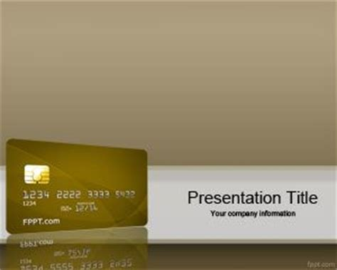 Credit Card Powerpoint Template by Math Numbers Powerpoint Template Free