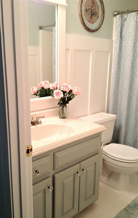 23 best images about bathroom update on vanities painting oak cabinets and cabinets