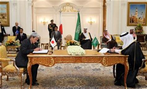 Mofa Jeddah by Prime Minister Abe S Visit To Saudi Arabia Ministry Of