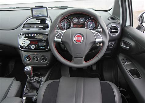 fiat punto evo gp review test drives atthelights
