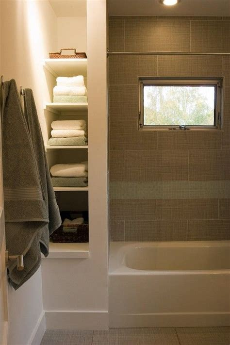 built in shelves bathroom pinterest the world s catalog of ideas