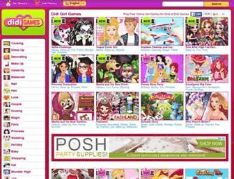 didi gamescom sue games websites m girlsgogames com games for girls
