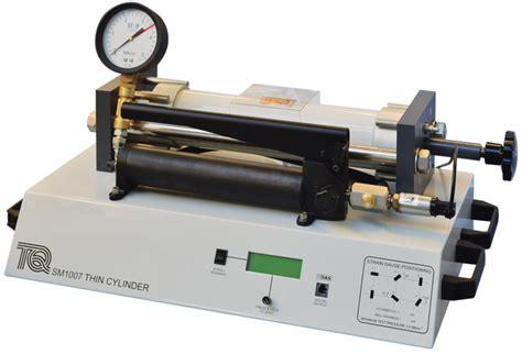 Work Bench Surface Thin Cylinder