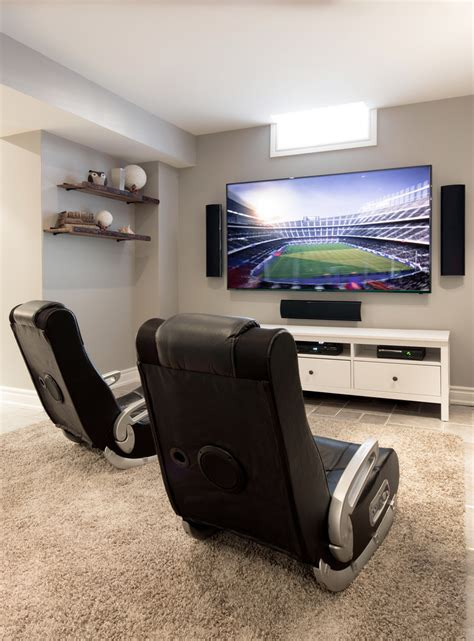 Gaming Room Decor Beautiful Rocker Gaming Chair Innovative Designs For Family Room Contemporary