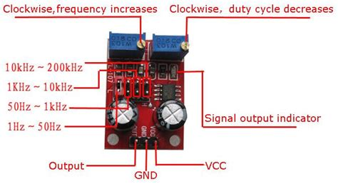 Frequency Module Square Wave Signal Generator And Ne555 Duty Cycle ne555 pulse frequency duty cycle adj end 7 29 2018 6 15 pm