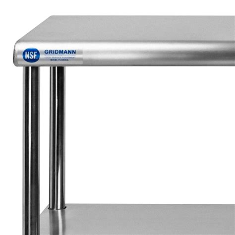 commercial prep with stainless steel commercial kitchen prep with double