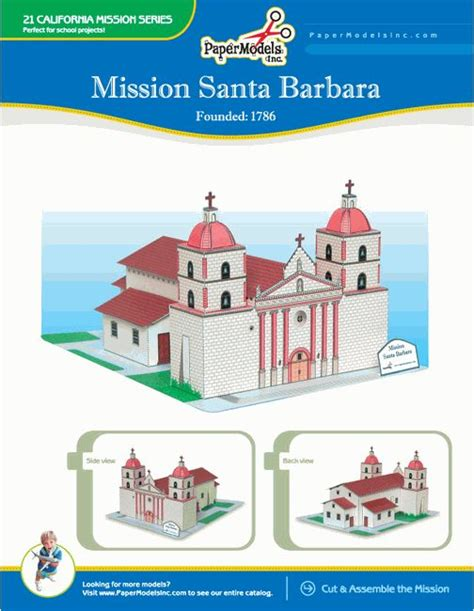 Santa Barbara Search Santa Barbara Mission Kits Images