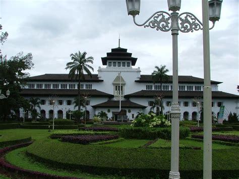 panoramio photo of gedung sate bandung