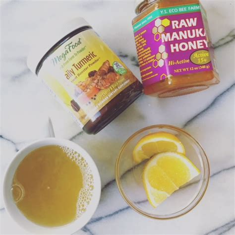 Honey Lemon Turmeric Detox by Daily Detox My Turmeric Lemon Honey Tea Elaine Sir