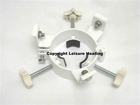 Enigma Electric Dropbolt Glass Fitting Bracket Only parasol mounting bracket heater brackets accessories leisure heating limited