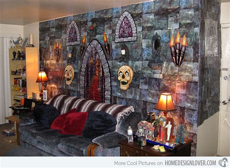 Creepy Home Decor 15 Spooky Home Decorations Home Design Lover