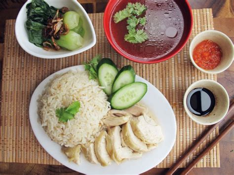 Singapore Stories: Hainanese Chicken Rice   Serious Eats