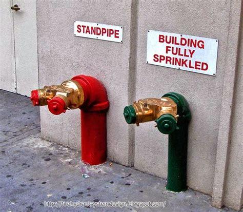 Selang Pompa Standar sistem pipa tegak standpipe hydrant system