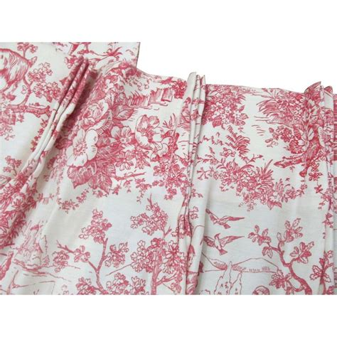 toile cafe curtains best 25 toile curtains ideas on pinterest french