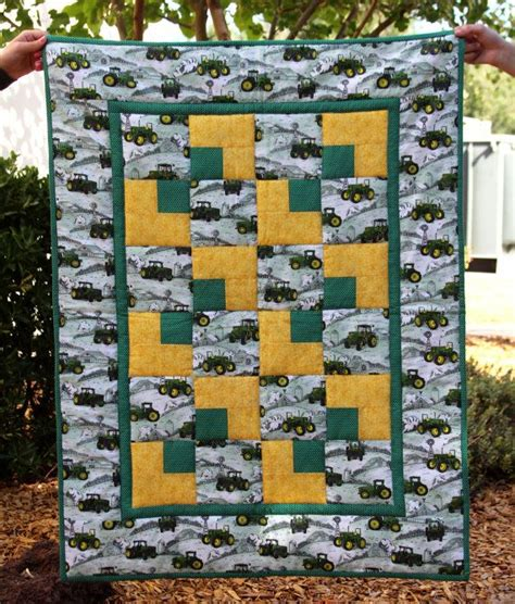 1000 ideas about tractor quilt on quilts