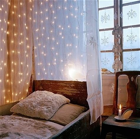 pretty lights bedroom adore artwork bed bedroom bedrooms bedrrom image