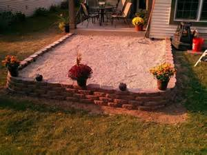 Do It Yourself Paver Patio Block Patio Slope Question Doityourself Community Forums