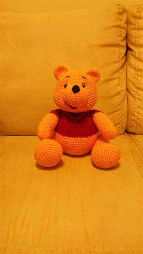amigurumi pattern winnie the pooh winnie the pooh free use translation amigurumi