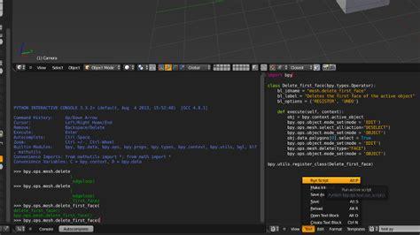 tutorial python blender python for architects part 2 blender yorik s guestblog