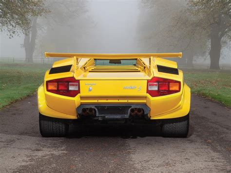 yellow lamborghini countach lamborghini countach yellow cars car wallpaper