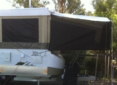 Jayco Bag Awning by Bagged Bed End Flys Flies T S Coromal Goldstream Golf