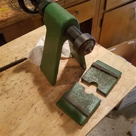 I Need A Tail Stock For My Central Machinery Wood Lathe