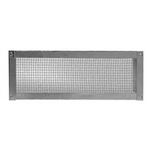 crawl space cover home depot construction metals 14 in x 6 in galvanized steel