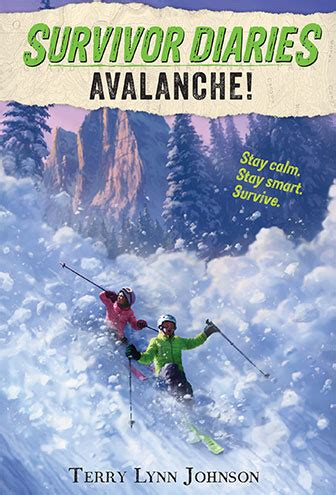 avalanche survivor diaries books middle grade mania