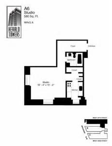 Herald Towers Floor Plans Luxury Rentals New York Floor Plans At Herald Towers